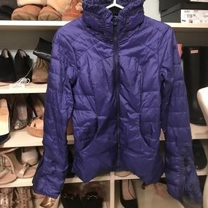 Lulu lemon purple Jacket